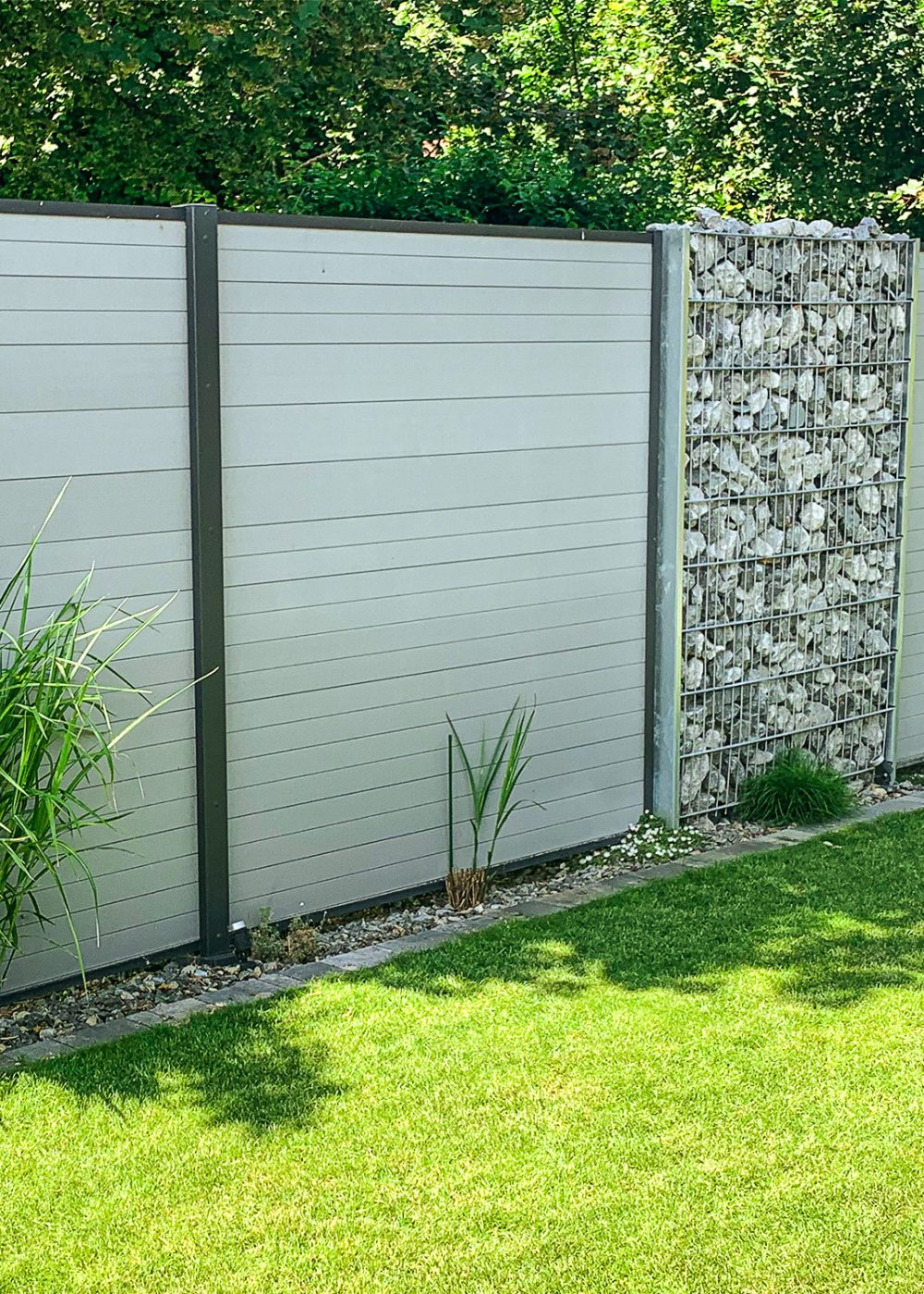Gartenbau- & Landschaftsbau Markus Kapper - Mauerbau; Zaunbau & Sichtschutz